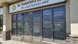 TNG Legal Services MDP's Enterprise & Spall Location